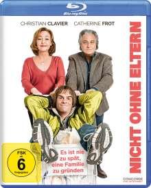 Nicht ohne Eltern (Blu-ray), Blu-ray Disc