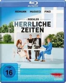 HERRliche Zeiten (Blu-ray), Blu-ray Disc