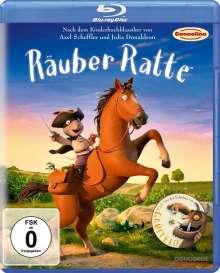 Räuber Ratte (Blu-ray), Blu-ray Disc