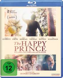 The Happy Prince (Blu-ray), Blu-ray Disc