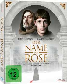 Der Name der Rose (TV-Serie) (Limited Edition im Digipack) (Blu-ray), 2 Blu-ray Discs