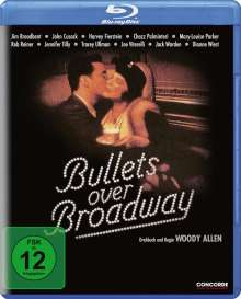 Bullets over Broadway (Blu-ray), Blu-ray Disc