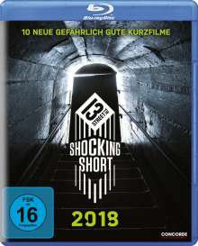 Shocking Short 2018 (Blu-ray), Blu-ray Disc