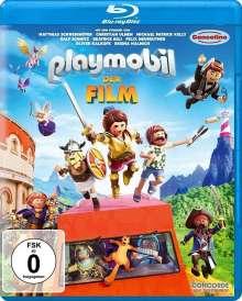 Playmobil - Der Film (Blu-ray), Blu-ray Disc