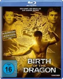 Birth of the Dragon (Blu-ray), Blu-ray Disc