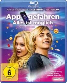 Appgefahren - Alles ist möglich (Blu-ray), Blu-ray Disc