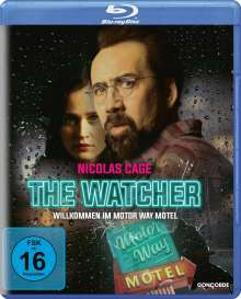 The Watcher (2018) (Blu-ray), Blu-ray Disc