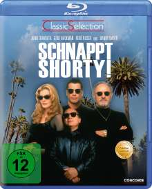 Schnappt Shorty (Blu-ray), Blu-ray Disc