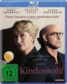 Kindeswohl (Blu-ray), Blu-ray Disc