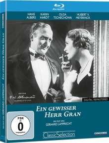 Ein gewisser Herr Gran (Blu-ray), Blu-ray Disc