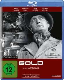 Gold (1934) (Blu-ray), Blu-ray Disc