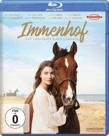 Immenhof - Das Abenteuer eines Sommers (Blu-ray), Blu-ray Disc