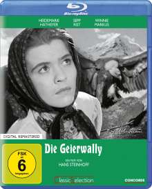 Die Geierwally (1940) (Blu-ray), Blu-ray Disc