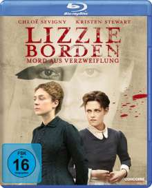 Lizzie Borden (2018) (Blu-ray), Blu-ray Disc