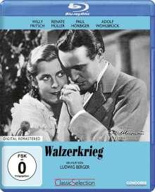 Walzerkrieg (Blu-ray), Blu-ray Disc
