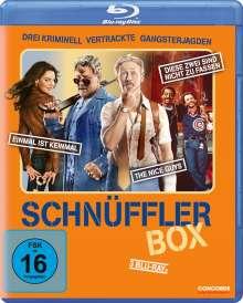 Schnüffler-Box (3 Filme) (Blu-ray), 3 Blu-ray Discs