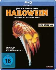 Halloween (1978) (Blu-ray), Blu-ray Disc