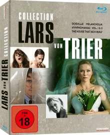 Lars von Trier Collection (Blu-ray), 5 Blu-ray Discs