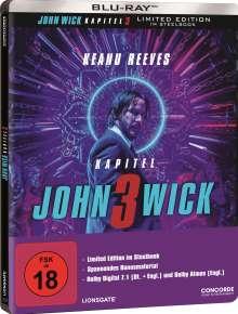 John Wick: Kapitel 3 (Blu-ray im Steelbook), Blu-ray Disc