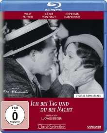 Ich bei Tag und du bei Nacht (Blu-ray), Blu-ray Disc