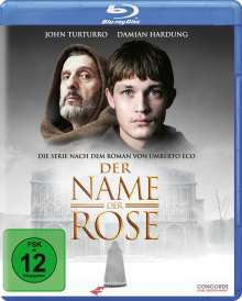 Der Name der Rose (TV-Serie) (Blu-ray), 2 Blu-ray Discs