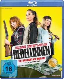 Rebellinnen (Blu-ray), Blu-ray Disc