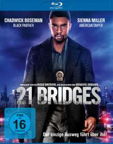 21 Bridges (Blu-ray), Blu-ray Disc