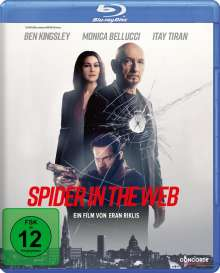 Spider in the Web (Blu-ray), Blu-ray Disc