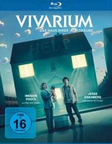 Vivarium (Blu-ray), Blu-ray Disc