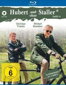 Hubert ohne Staller Staffel 9 (Blu-ray), 3 Blu-ray Discs
