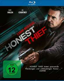 Honest Thief (Blu-ray), Blu-ray Disc