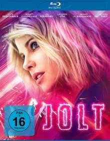 Jolt (Blu-ray), Blu-ray Disc
