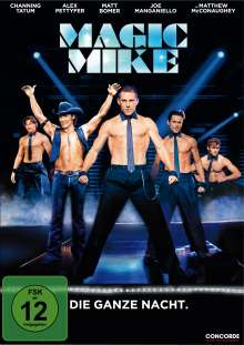Magic Mike, DVD