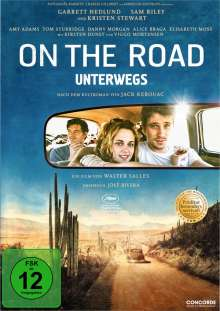 On The Road, DVD
