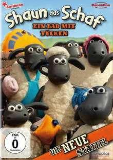 Shaun das Schaf Staffel 3 Vol. 1: Ein Bad mit Tücken, DVD