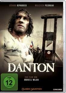 Danton (1982), DVD