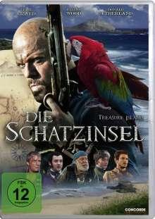 Die Schatzinsel - Treasure Island, DVD