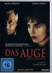 Das Auge, DVD