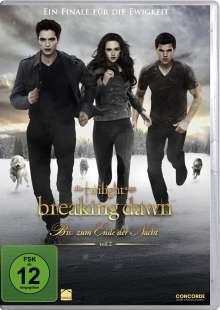 Twilight: Breaking Dawn - Bis(s) zum Ende der Nacht Teil 2 (Single Edition), DVD