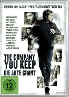 The Company You Keep, DVD
