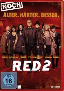 R.E.D. 2, DVD