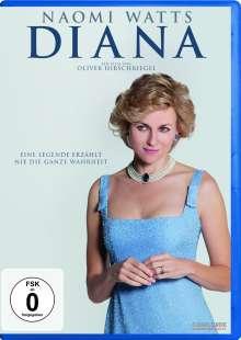 Diana, DVD
