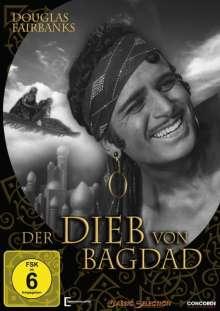 Der Dieb von Bagdad (1924), DVD