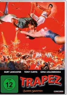 Trapez, DVD