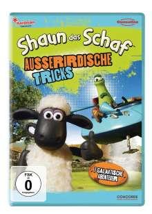 Shaun das Schaf Staffel 4 Vol. 1: Außerirdische Tricks, DVD