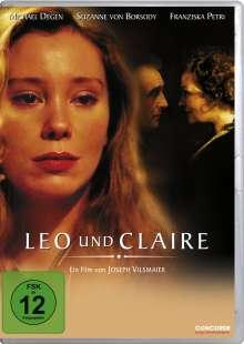 Leo und Claire, DVD
