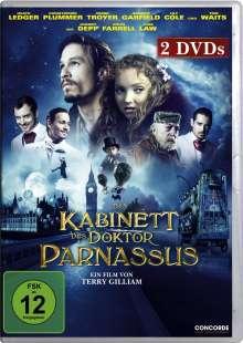 Das Kabinett des Doktor Parnassus (Special Edition), 2 DVDs