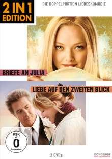 Briefe an Julia / Liebe auf den zweiten Blick, 2 DVDs