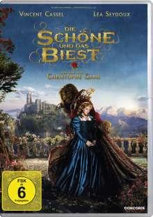 Die Schöne und das Biest (2014), DVD