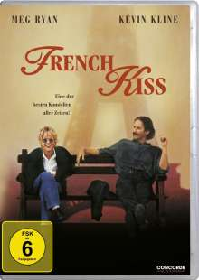 French Kiss, DVD